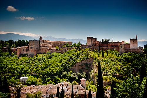 Excursiones a Granada desde Sevilla