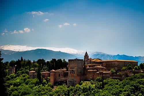 Tours privados Alhambra desde Sevilla