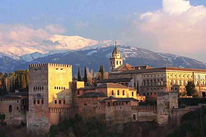 Tours Privado desde Granada: Alhambra y Generalife sin transporte