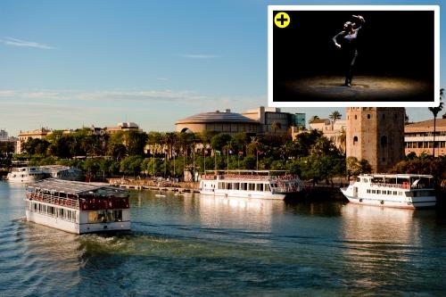 Tickets Espectáculo Flamenco + Crucero Río Guadalquivir
